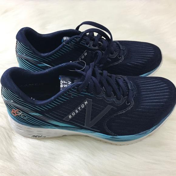 New Balance Boston Blue 890v6 Running Shoes cd9a40a749